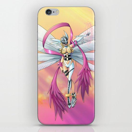 .:Guardian of Light:. iPhone & iPod Skin