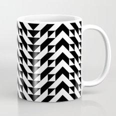 Geometric Chevrons Mug