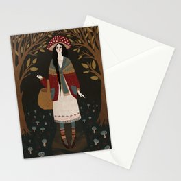 amanita Stationery Cards