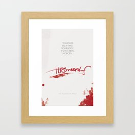 The Talented Mr. Ripley Framed Art Print