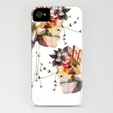 Double Vision iPhone (4, 4s) Slim Case