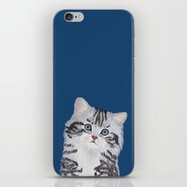 Baby Kitten iPhone Skin