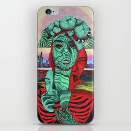 Deserter - Tapestry iPhone Skin