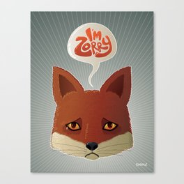 zorry Canvas Print