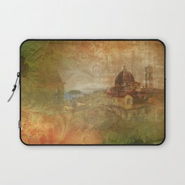 Italian Manuscript Laptop Sleeve