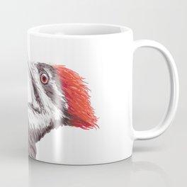 Hammer Time (Pileated Woodpecker) Coffee Mug