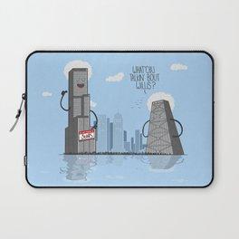 Whatchu' talkin bout willis Laptop Sleeve
