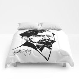 Claude Debussy Comforters
