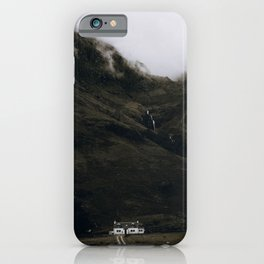 Glen Coe II / Scotland iPhone Case