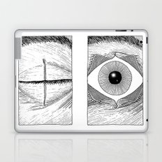 Subject Alpha Laptop & iPad Skin
