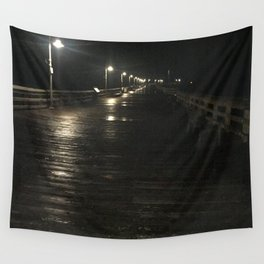 A walk alone Wall Tapestry