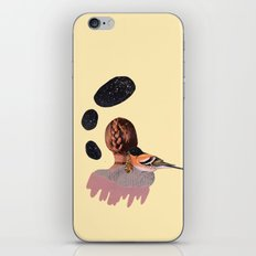 all at once, disappeared iPhone & iPod Skin