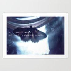 Moth 34 Art Print