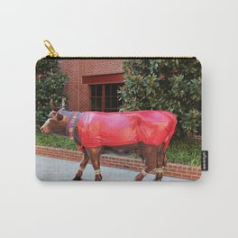 Moo Sai Warrior Cow Carry-All Pouch