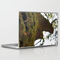 moss Laptop & iPad Skins featuring Moss by Kallian