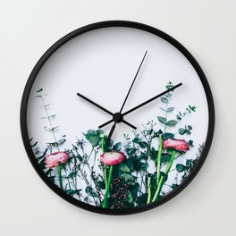 Peeking Nature Series Wall Clock