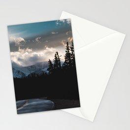 Mount Evans Sunset Stationery Cards