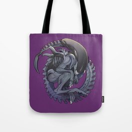 Sleepy Little Death Machine Tote Bag