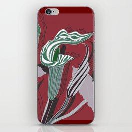 Arum Lilies IV. iPhone Skin