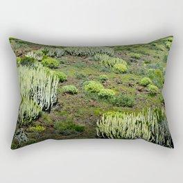 Cactus land Rectangular Pillow