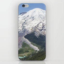 Mount Rainier on the Sunrise Side iPhone Skin