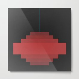 Red Light *** Metal Print