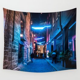 Luminous Flight Wall Tapestry