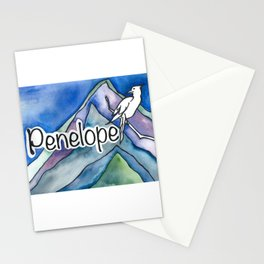 Brave Penelope Stationery Cards