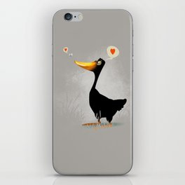 Duck and Junebug iPhone Skin