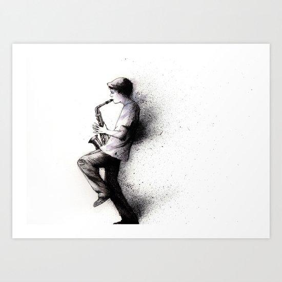 Refreska Art Print