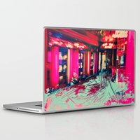 burlesque Laptop & iPad Skins featuring Burlesque by The Lola is Here Store