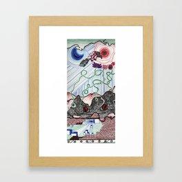 Global Growth Media Pt. I Framed Art Print
