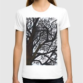 The Tree Black and White T-shirt