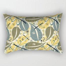 Fall Is Coming Rectangular Pillow
