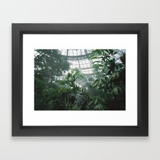 Constructed Nature Framed Art Print