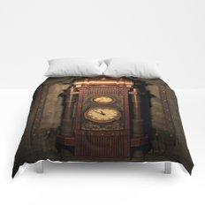 Steampunk Generator Bronze Comforters
