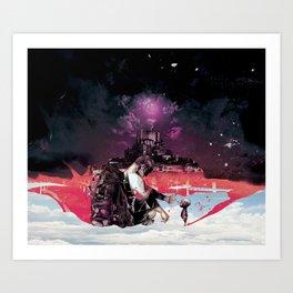Play war Art Print