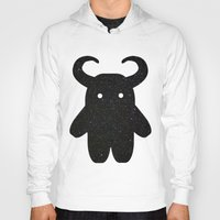 taurus Hoodies featuring Taurus by Leandra Lilly Dreyer