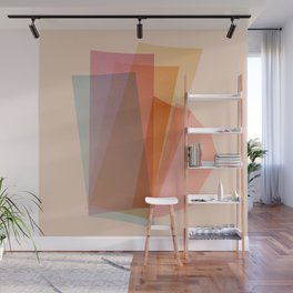 Abstraction_Spectrum Wall Mural
