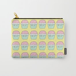Yellow cup cakes Carry-All Pouch
