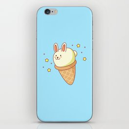 Bunny-lla Ice Cream iPhone Skin