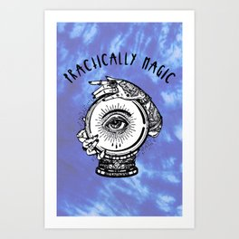 Practically Magic Art Print
