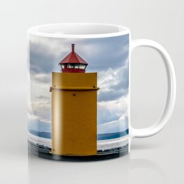 Lighthouse at the Point Coffee Mug