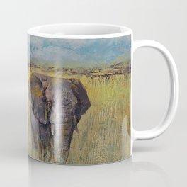 Elephant Savanna Coffee Mug