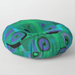 Cabins in the Sea Floor Pillow