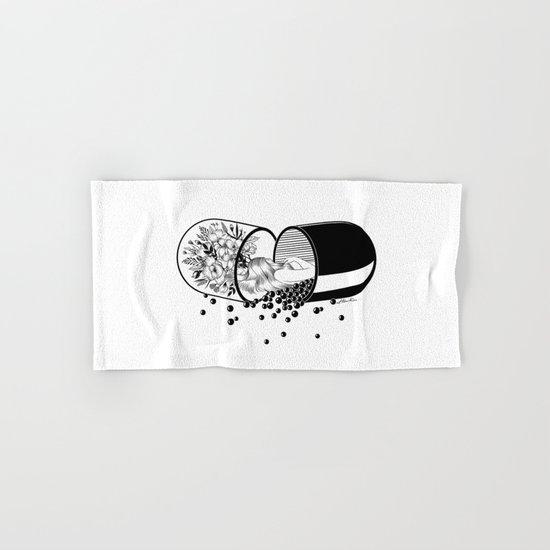 Sleep Forever Hand & Bath Towel