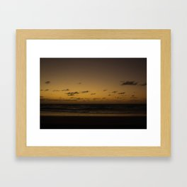 JustOrange Framed Art Print