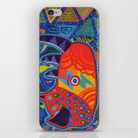 lost in translation iPhone & iPod Skins featuring Lost in Translation by Adrienne S. Price