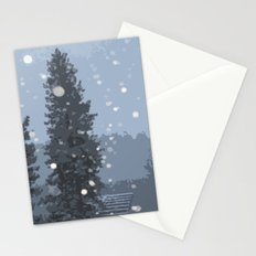 Arrowhead Blizzard Stationery Cards