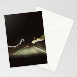 Light Scribble Stationery Cards